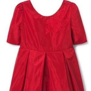 BABY GIRL TAFFETA DRESS (Dresses Bin Upstairs)